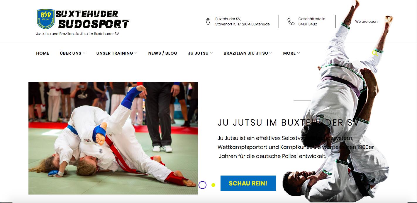 Neue Abteilung mit neuer Homepage