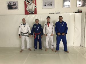 Gracie - / Brazilian Jiu Jitsu Seminar mit Reyson Gracie