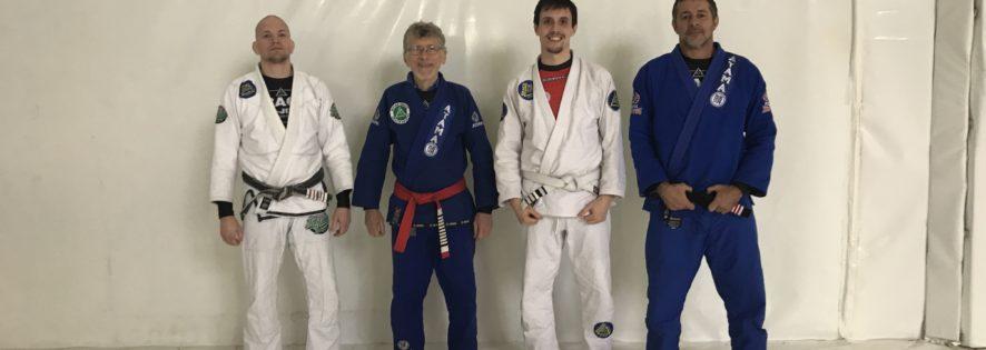 Gracie – / Brazilian Jiu Jitsu Seminar mit Reyson Gracie