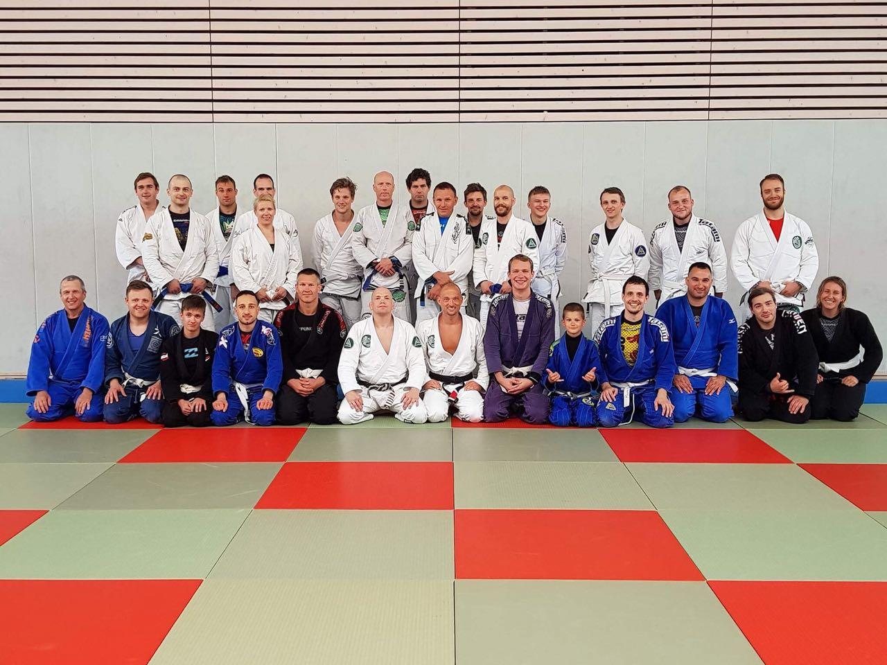 2. Gracie-/Brazilian Jiu Jitsu Seminar - Ein Rückblick