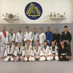 Submission escape mastery Seminar mit Headcoach Mario Stapel
