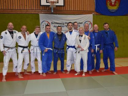 Sportler der Buxtehuder SV zu Gast in Neustadt