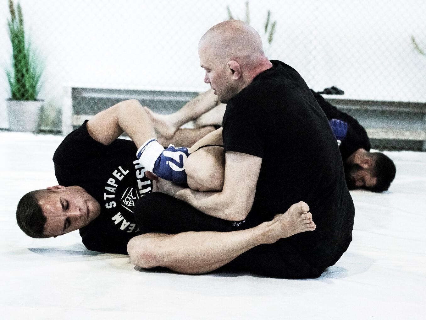 5. Gracie- / Brazilian Jiu Jitsu Seminar mit Mario Stapel 2021